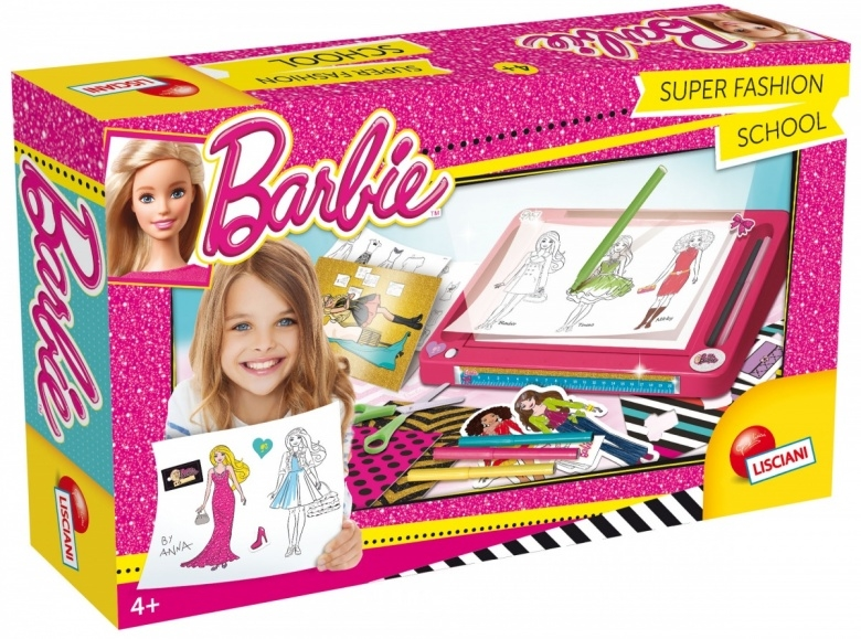 zdjęcie BARBIE SUPER FASHION SCHOOL LISCIANI